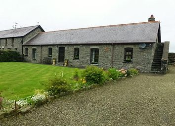 Thumbnail 3 bed cottage for sale in Llwyndafydd, Llandysul