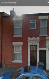Thumbnail 2 bedroom terraced house to rent in Castleton Road, Preston