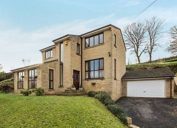 Thumbnail 4 bed detached house for sale in Stainland Road, Holywell Green, Halifax