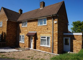 Thumbnail 2 bed semi-detached house for sale in Shepherds Road, Winnall, Winchester