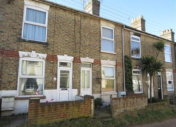 Thumbnail 3 bed terraced house to rent in Harrison Road, Lowestoft