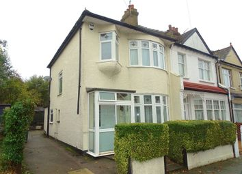 Thumbnail 3 bed end terrace house for sale in Balfour Grove, London