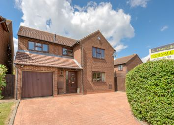 Thumbnail 5 bed detached house for sale in Leafield Rise, Two Mile Ash