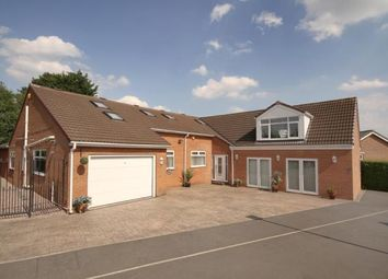 Thumbnail 6 bed detached house for sale in Stubley Lane, Dronfield Woodhouse, Dronfield, Derbyshire