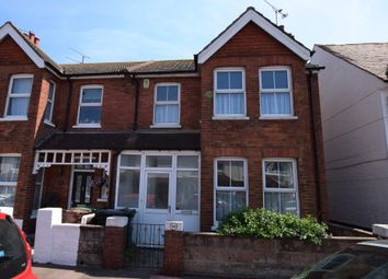 Thumbnail 4 bed end terrace house for sale in Sidley Road, Eastbourne