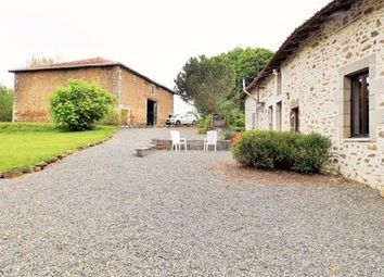 Thumbnail 5 bed property for sale in Lezignac-Durand, Charente, France