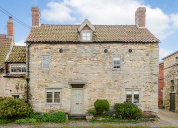 Thumbnail 4 bed cottage for sale in Damson Cottage, Hall Street, Wellingore, Lincoln, Lincolnshire