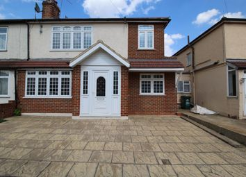 Thumbnail 6 bed semi-detached house for sale in Willowbrook Road, Staines-Upon-Thames