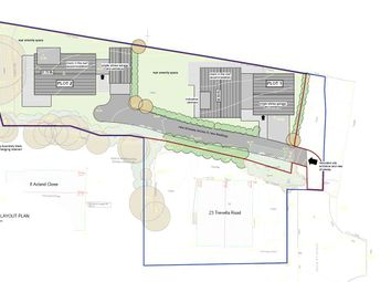 Land for sale in Trevella Road, Bude EX23