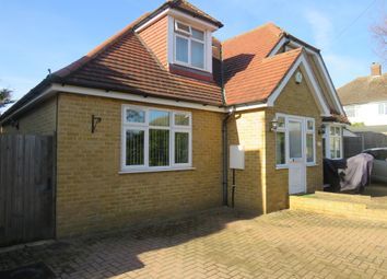 Thumbnail 4 bed detached bungalow for sale in Hunters Lane, Leavesden, Watford