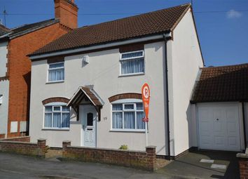 Thumbnail 3 bed detached house for sale in Forest Gate, Anstey, Leicester