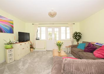 Thumbnail 3 bed semi-detached house for sale in Eccles Row, Eccles, Aylesford, Kent