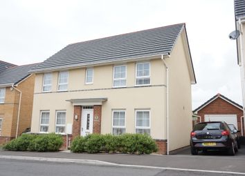 Thumbnail 4 bedroom detached house for sale in Horizon Way, Loughor