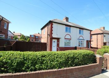Thumbnail 2 bed semi-detached house for sale in Haggerston Terrace, Low Simonside, Jarrow
