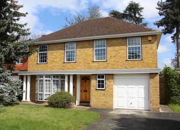 Thumbnail 4 bed detached house for sale in Belle Vue Close, Staines Upon Thames