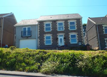 Thumbnail 4 bed detached house for sale in Llannon Road, Pontyberem, Llanelli