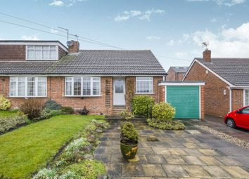 Thumbnail 2 bed semi-detached bungalow for sale in Manor Close, Ossett