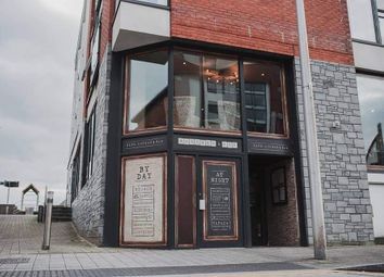 Thumbnail Restaurant/cafe for sale in Trawler Road, Maritime Quarter, Swansea