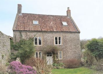 Thumbnail 4 bedroom detached house for sale in Bowlish, Somerset