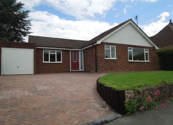 Thumbnail 3 bed detached bungalow for sale in Brookside, Tupsley, Hereford