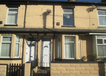 Thumbnail 3 bed terraced house to rent in New Hey Road, Bradford