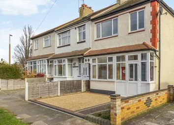 Thumbnail 3 bed end terrace house for sale in Kingswood Chase, Leigh-On-Sea