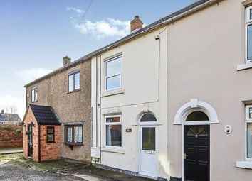 Thumbnail 2 bed terraced house for sale in The City, Woodville, Swadlincote