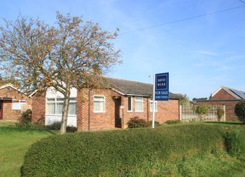 Thumbnail 3 bed detached bungalow for sale in Stanningfield, Bury St Edmunds, Suffolk
