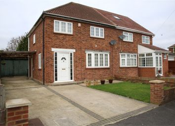 Thumbnail 3 bed semi-detached house for sale in Stanton Way, Langley, Berkshire