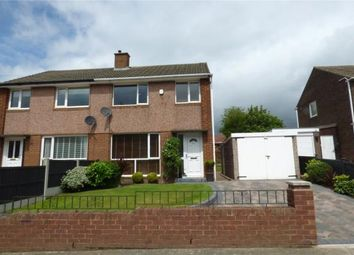Thumbnail 3 bed semi-detached house for sale in High Meadow, Carlisle, Cumbria