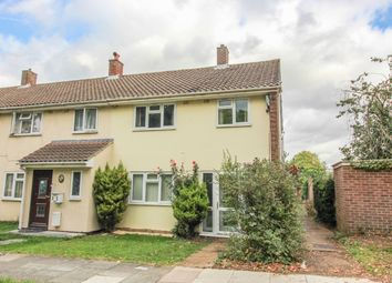 Thumbnail 3 bed end terrace house to rent in Dovehouse Croft, Harlow