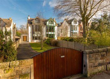 Thumbnail 4 bed semi-detached house for sale in 3 Duddingston Park, Duddingston, Edinburgh