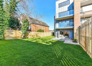 Thumbnail 3 bedroom flat for sale in Villiers Court, Cheam Road, East Ewell