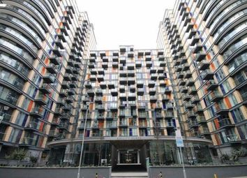 Thumbnail 2 bed flat to rent in Ability Place, South Quay, Cross Harbour, Canary Wharf, London