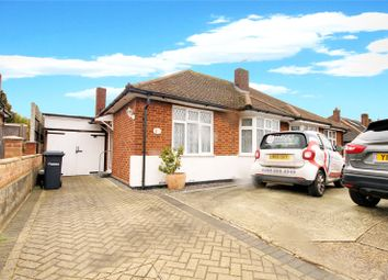 Thumbnail 3 bed semi-detached bungalow for sale in Hammondstreet Road, Cheshunt, Waltham Cross, Hertfordshire
