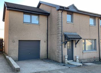 Thumbnail 4 bed semi-detached house for sale in Sinclair Crescent, Newmachar, Aberdeen