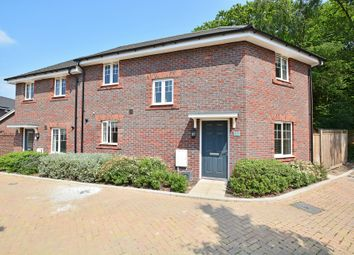 Thumbnail 3 bed semi-detached house for sale in Somerley Drive, Forge Wood