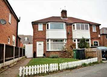 Thumbnail 2 bed semi-detached house for sale in Albion Street, Anstey, Leicester