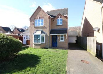 Thumbnail 3 bedroom detached house to rent in Roman Way, Higham Ferrers