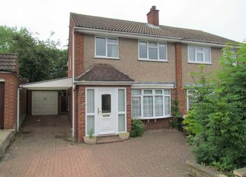 Thumbnail 3 bed semi-detached house for sale in Perrysfield Road, Cheshunt