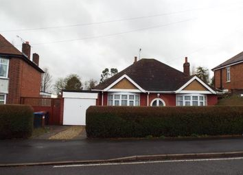 Thumbnail Bungalow for sale in Woodland Road, Hinckley, Leicester, Leicestershire