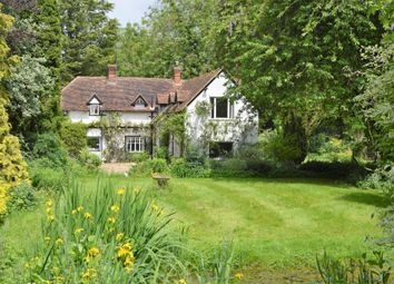 Thumbnail 6 bed detached house for sale in Aspenden, Buntingford