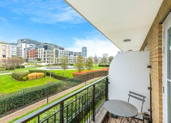Thumbnail 3 bed flat for sale in Imperial Crescent, Imperial Wharf, London