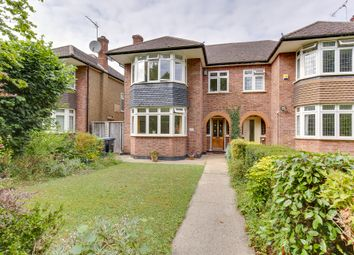 Thumbnail 3 bed semi-detached house for sale in Queen Annes Place, Enfield