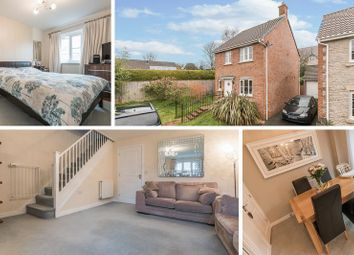 Thumbnail 3 bed detached house for sale in Monument Close, Portskewett, Caldicot