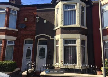 Thumbnail 3 bed terraced house to rent in Cedardale Rd, Liverpool