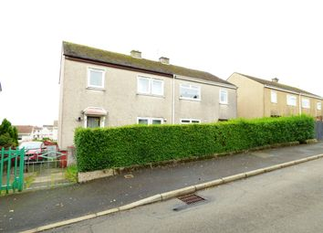Thumbnail 3 bed semi-detached house for sale in Bardrainney Avenue, Port Glasgow