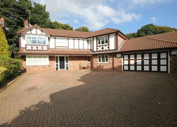 Thumbnail 5 bed detached house for sale in Woodside Lane, Poynton, Stockport
