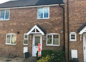 Thumbnail 2 bed terraced house to rent in Kedleston Road, Grantham