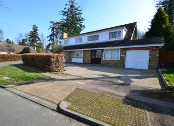 Thumbnail 5 bed property for sale in Blackwater Lane, Crawley